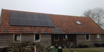 Zonnepanelen Havelte - Februari 2016