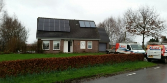 Zonnepanelen en Zonneboiler in Havelte
